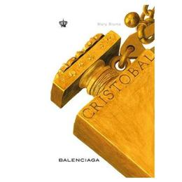 Balenciaga - Mary Blume, editura Baroque Books & Arts