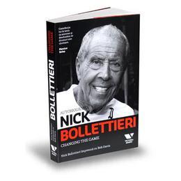 Autobiografia Nick Bollettieri, editura Publica