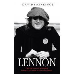 Lennon - David Foenkinos, editura Rao