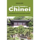 O scurta istorie a Chinei - Gordon Kerr, editura Nomina