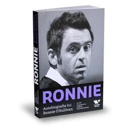 Ronnie. Autobiografia Ronnie O Sullivan, editura Publica