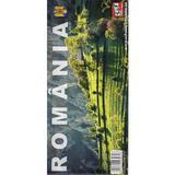 Harta Romania, editura Schubert & Franzke