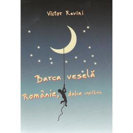 Barca vesela - Victor Ravini, editura Alcor