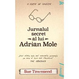 Jurnalul secret al lui Adrian Mole - Sue Townsend, editura Grupul Editorial Art