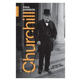 Churchill - Paul Johnson, editura Humanitas