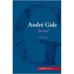 Jurnal - Andre Gide I+II+III+IV, editura Codex