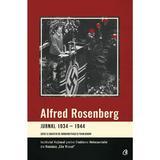 Jurnal 1934 - 1944 - Alfred Rosenberg, editura Curtea Veche