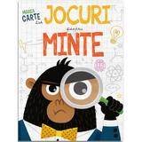 Marea carte cu jocuri pentru minte, editura Didactica Publishing House