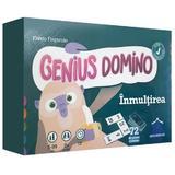 Genius Domino. Inmultirea - Flavio Fogarolo, editura Didactica Publishing House