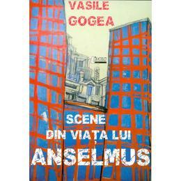 Scene din viata lui Anselmus - Vasile Gogea, editura Limes