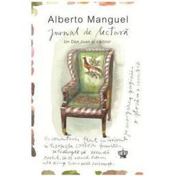 Jurnal de lectura - Alberto Manguel, editura Baroque Books & Arts
