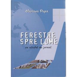 Ferestre spre lume - Mariana Popa, editura C2 Design