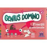 Genius Domino. Fractii si zecimale - Flavio Fogarolo, editura Didactica Publishing House