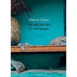 Trei saptamani in Himalaya - Marius Chivu, editura Humanitas