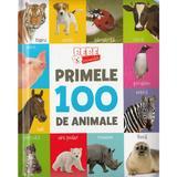 Bebe invata - Primele 100 de animale, editura Litera