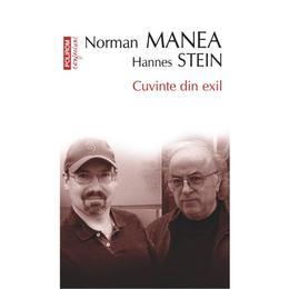 Cuvinte din exil - Norman Manea, Hannes Stein, editura Polirom