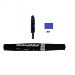 Imagine Rimel Pentru Volum - Cinecitta Phitomake-up Professional Mascara Volume Blu