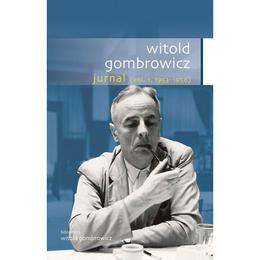 Jurnal (vol. 1, 1953-1956) - Witold Gombrowicz, editura Rao