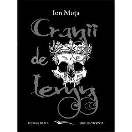 Cranii de lemn - Ion Mota, editura Vicovia