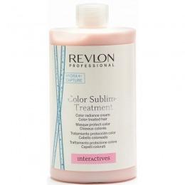 Tratament Par Blond Revlon Professional - Interactives Color Sublime Treatment 750 ml