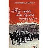 File rupte din cartea razboiului - Gheorghe I. Bratianu, editura Scrisul Romanesc