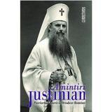 Amintiri - Justinian, Patriarhul Bisercii Ortodoxe Romane, editura Enciclopedica