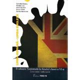 Evaluare nationala cls 6 Limba romana -limba engleza - Camelia Sapoiu, editura Trend