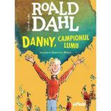 Danny, campionul lumii - Roald Dahl, editura Grupul Editorial Art