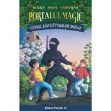 Portalul magic 5. Codul luptatorilor ninja - Mary Pope Osborne, editura Paralela 45