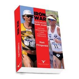 Iron War - Matt Fitzgerald, editura Preda Publishing