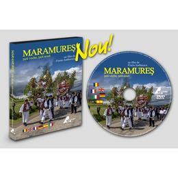 DVD Maramures: Tara veche, tara noua - Florin Andreescu, editura Ad Libri