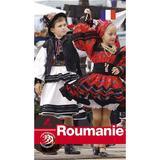 Romania (Lb. franceza) - Calator pe mapamond, editura Ad Libri