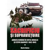 Sacrificiu si supravietuire - Marin Voicu, editura Miidecarti