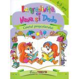La gradinita cu Nana si Dodo 4-5 ani - Cristina Elena Gogoncea, editura Trend