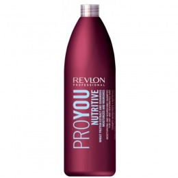 Sampon Nutritiv - Revlon Professional Pro You Nutritive Shampoo 1000 ml