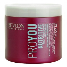 Tratament Nutritiv - Revlon Professional Pro You Nutritive Treatment 500 ml