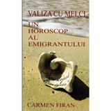 Valiza cu melci, Un horoscop al emigrantului - Carmen Firan, editura Scrisul Romanesc