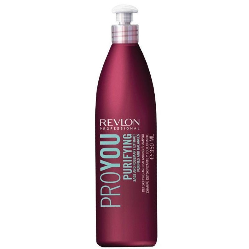 Sampon Purificator - Revlon Professional Pro You Purifying Shampoo 350 ml imagine produs