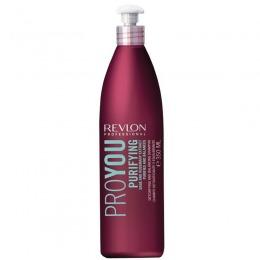 Sampon Purificator - Revlon Professional Pro You Purifying Shampoo 350 ml