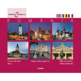 Romania - Orase vechi, orase noi - Calator prin tara mea, editura Ad Libri