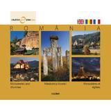 Romania - Manastiri si biserici - Calator prin tara mea, editura Ad Libri