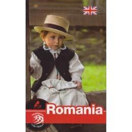 Romania - Ghid Turistic Engleza - Passion For Traveling - Florin Andreescu, editura Ad Libri