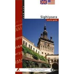 Mergi si vezi - Sighisoara - Lb. Engleza - Ghid turistic, editura Ad Libri