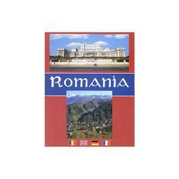 Romania (lb. ro+eng+germ+fr), editura Alcor