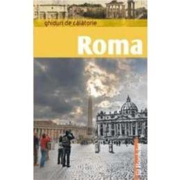 Ghiduri de calatorie - Roma, editura Booklet