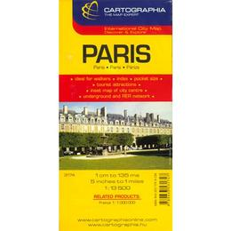 Paris, editura Cartographia
