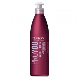 Sampon Par Alb sau Grizonat - Revlon Professional Pro You White Hair Shampoo 350 ml