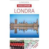 Descopera: Londra, editura Linghea