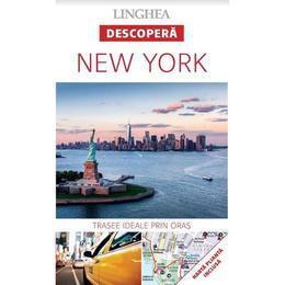 Descopera: New York, editura Linghea