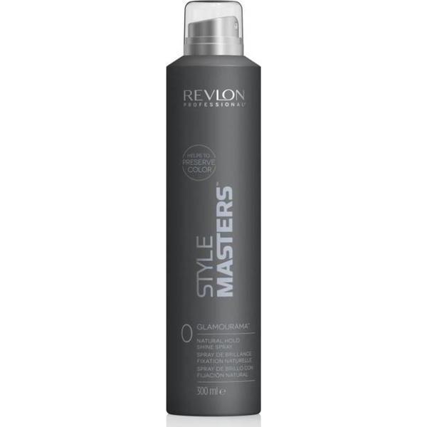 Spray pentru Stralucire Revlon Professional - Style Masters Shine Glamourama Spray 300 ml imagine produs